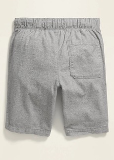 Old Navy Straight Built-In Flex Textured Jogger Shorts for Boys