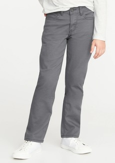 Old Navy Straight Non-Stretch Jeans for Boys