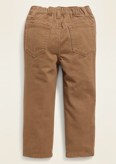 Old Navy Straight Pull-On Pop-Color Jeans for Toddler Boys