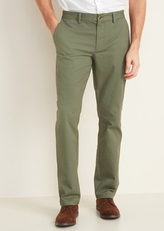 Old Navy Straight Ultimate Built-In Flex Chinos for Men