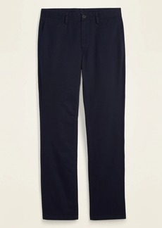 Old Navy Straight Uniform Non-Stretch Chino Pants for Men