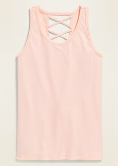Old Navy Strappy-Back Tank for Girls