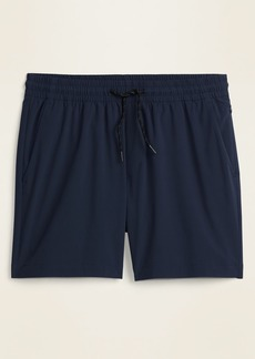 Old Navy StretchTech Go-Dry Shade Jogger Shorts for Men -- 7-inch inseam