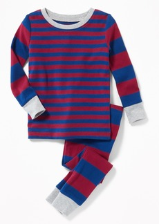 Old Navy Striped Sleep Set for Toddler Boys & Baby