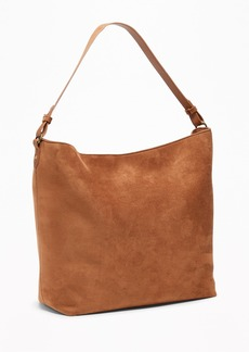 Old Navy Sueded Slouchy Hobo for Women