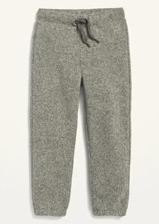 Old Navy Unisex Sweater-Fleece Functional-Drawstring Sweatpants for Toddler