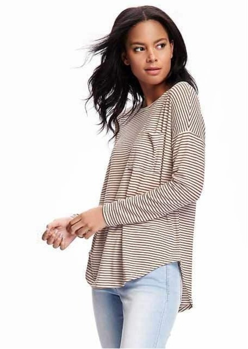 Old Navy Sweater-Knit Top for Women | Sweaters - Shop It To Me