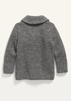 Old Navy Sweater-Knit Shawl-Collar Cardigan for Toddler Boys