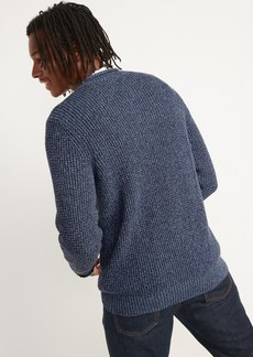 Old Navy Textured Roll-Neck Sweater for Men