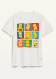 Old Navy The Simpsons&#153 Bart Gender-Neutral Graphic Tee for Adults