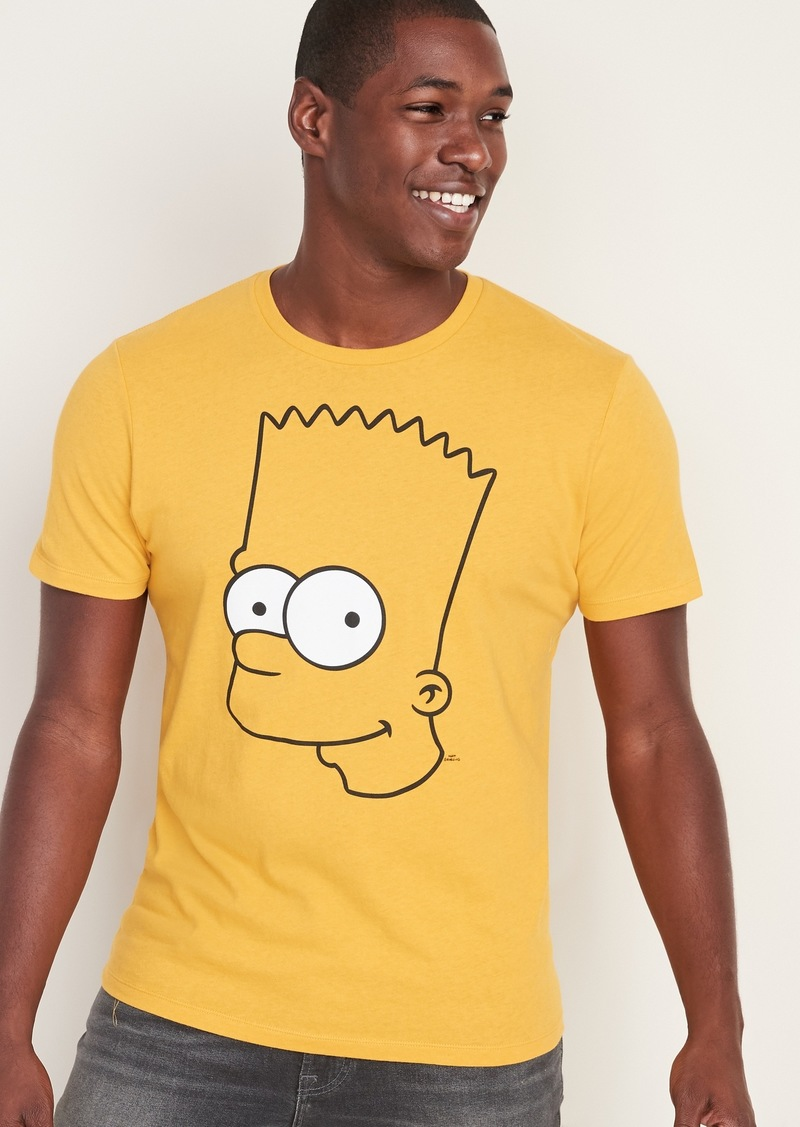 Old Navy The Simpsons&#153 Bart Graphic Tee  for Men