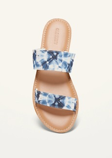 Old Navy Tie-Dyed Double-Strap Sandals for Women