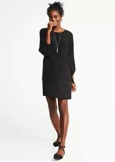 Old Navy Tie-Sleeve Shift Dress for Women