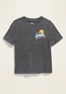 Old Navy Truck-Graphic Short-Sleeve Tee for Toddler Boys