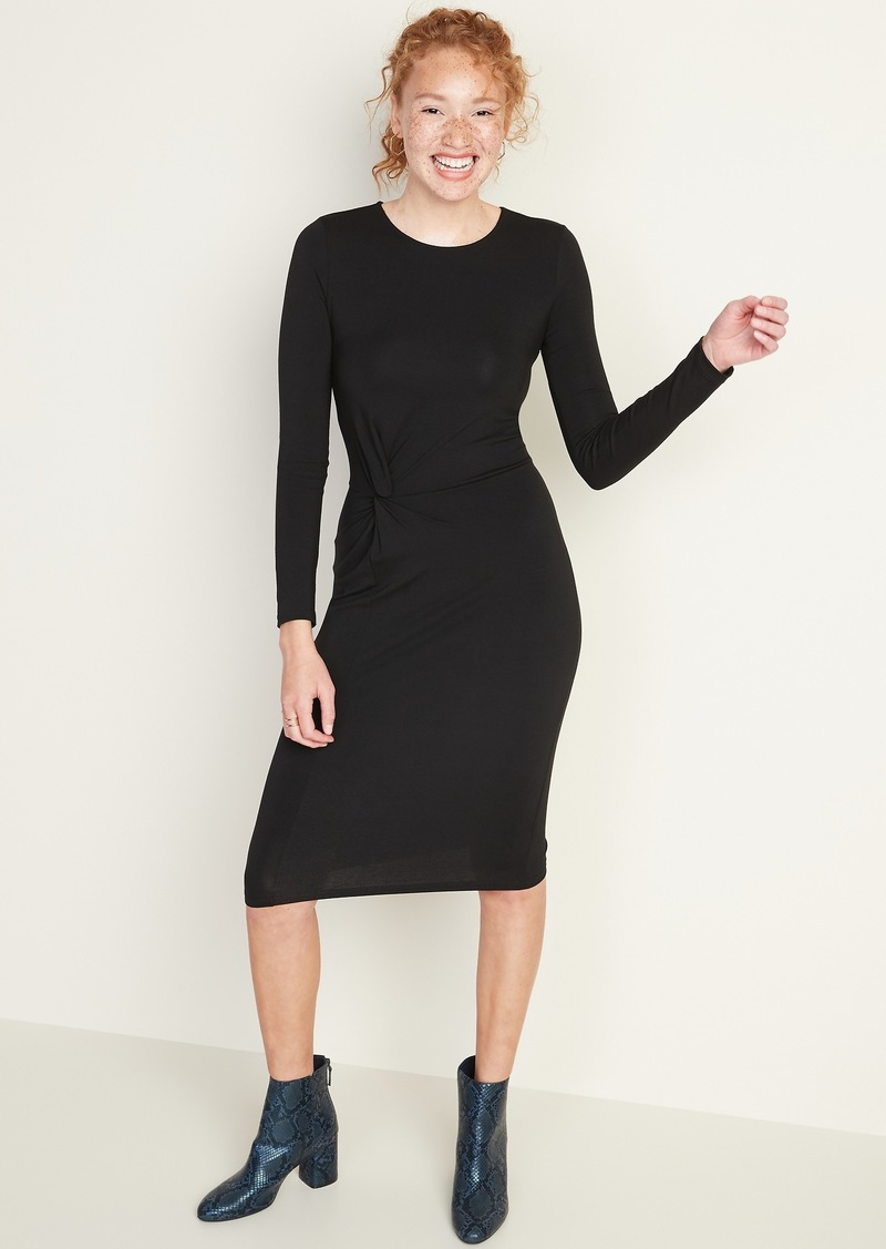 Old Navy Twist-Front Dress for Women