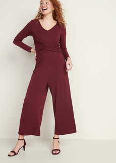 Old Navy Twist-Front Jumpsuit for Women