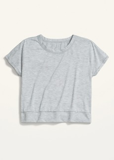 Old Navy Ultra-Light Go-Dry Cocoon Top for Girls