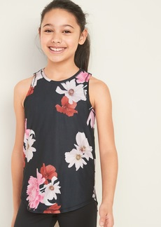 Old Navy Ultra-Soft Breathe ON Tie-Back Tank for Girls