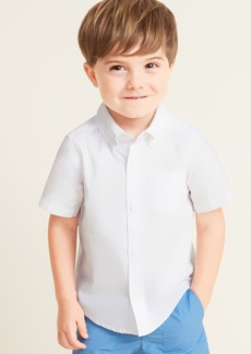 Old Navy Uniform Oxford Shirt for Toddler Boys