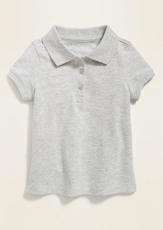Old Navy Uniform Polo for Toddler Girls