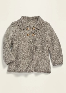 Old Navy Unisex Button-Front A-Line Cardigan for Baby