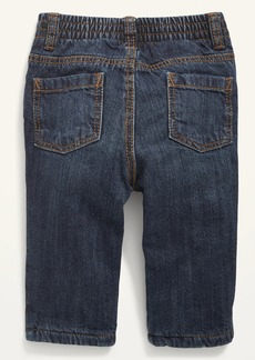Old Navy Unisex Cozy-Lined Straight Jeans for Baby