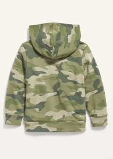 Old Navy Unisex Logo-Graphic Pullover Hoodie for Toddler