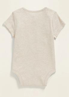 Old Navy Unisex Short-Sleeve Bodysuit for Baby