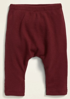 Old Navy Unisex Thermal U-Shaped Pants for Baby
