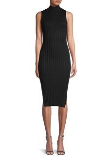 Olive & Oak Bodycon Knit Dress