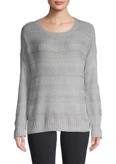 Olive & Oak Dropped-Shoulder Sweater