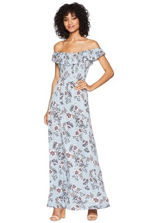 Olive & Oak Flori Maxi Dress