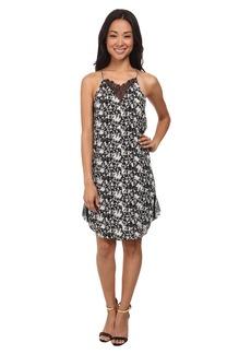 Olive & Oak Lingerie Midi Dress
