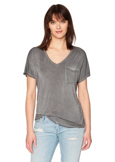 Olive & Oak Women's Brita V Neck Top