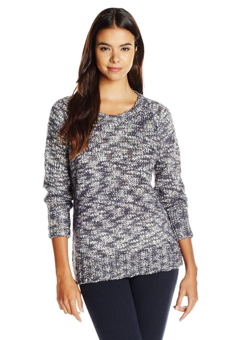 Olive & Oak Women's Chunky Crew Neck Sweater