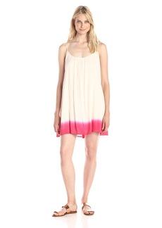 Olive & Oak Women's Dip Dye Mini Dress