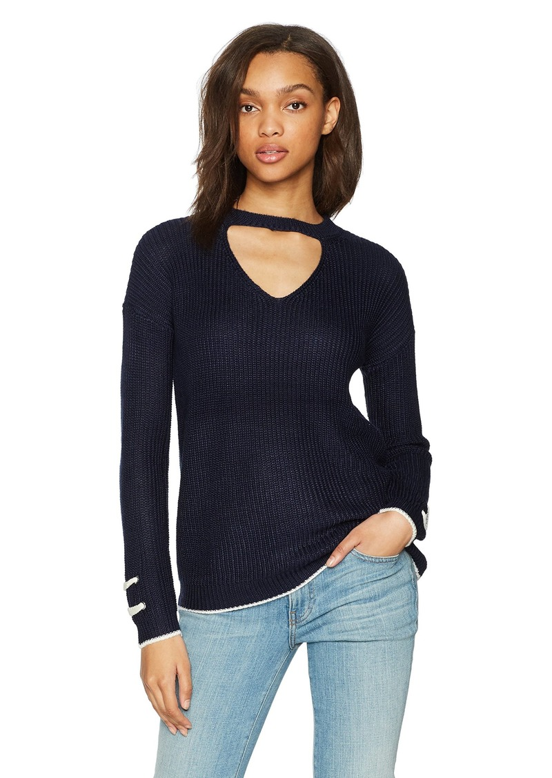 Olive & Oak Women's Estrella Gigi V-Neck Sweater