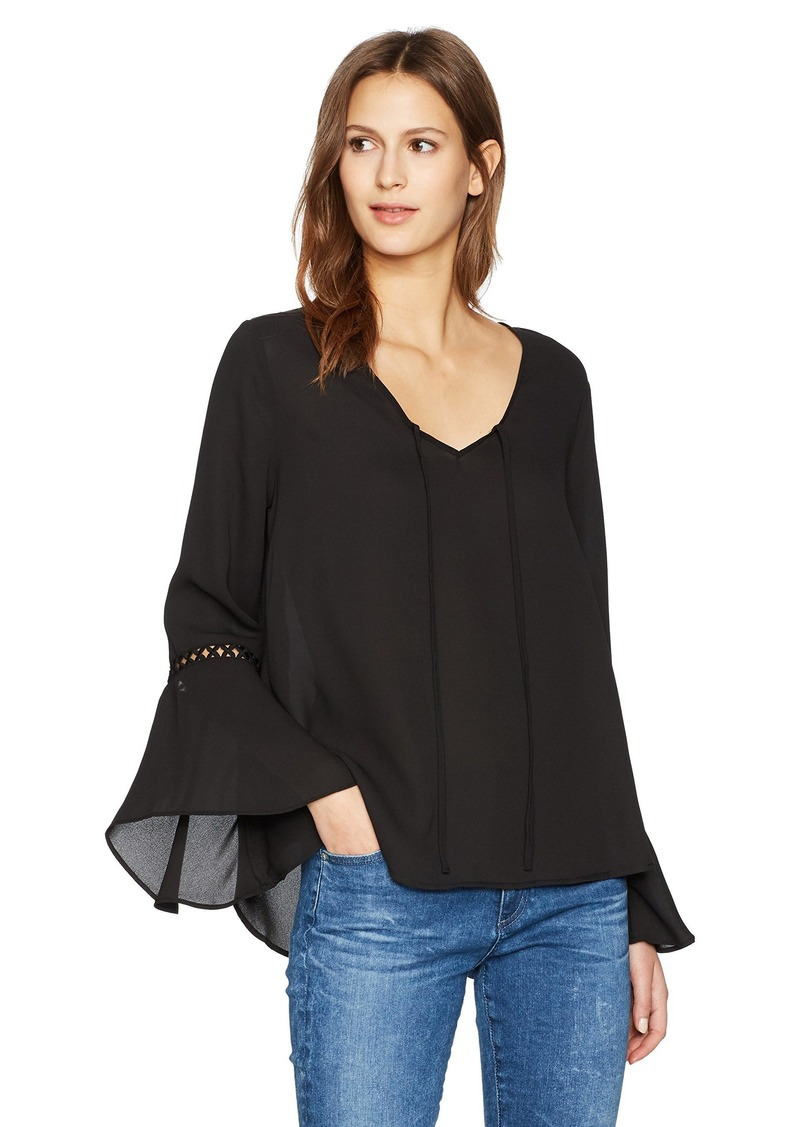 Olive & Oak Women's Georgina Bell Sleeve Top