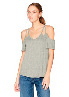 Olive & Oak Women's Hollie Cold Shoulder Top