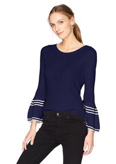 Olive & Oak Women's Justine Bell Sleeve Top