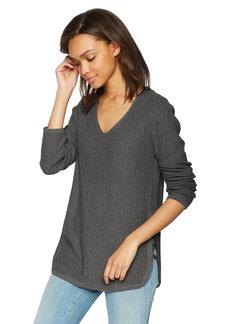 Olive & Oak Women's Kimmie Side Lace up Sweater