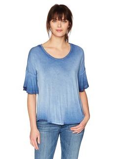Olive & Oak Women's Kristine Bell Sleeve Top