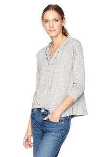 Olive & Oak Women's Landon Hooded Pullover Top