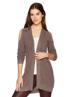 Olive & Oak Women's Leo Cold Shoulder Cardigan