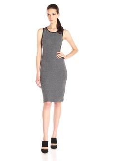 Olive & Oak Women's Mesh Back Knit Dress  Dress MD