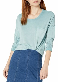 Olive & Oak Women's Molly Longsleeve Top sage Leaf
