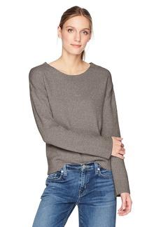 Olive & Oak Women's Nanette Pullover Sweater  Heather Gray