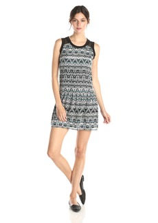 Olive & Oak Women's Printed Dress