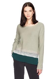 Olive & Oak Women's Tie Dye Pullover Sweater