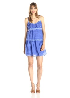 Olive & Oak Women's Tiered Mini Dress